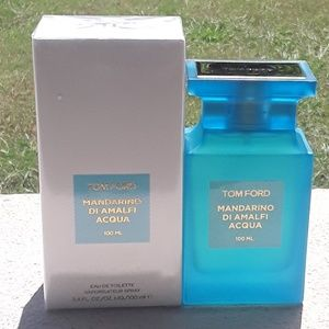 Brand New Tom Ford Mandarino Di Amalfi Acqua 3.4oz